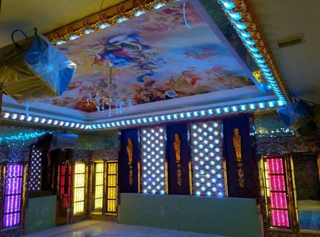 Phòng karaoke lớn