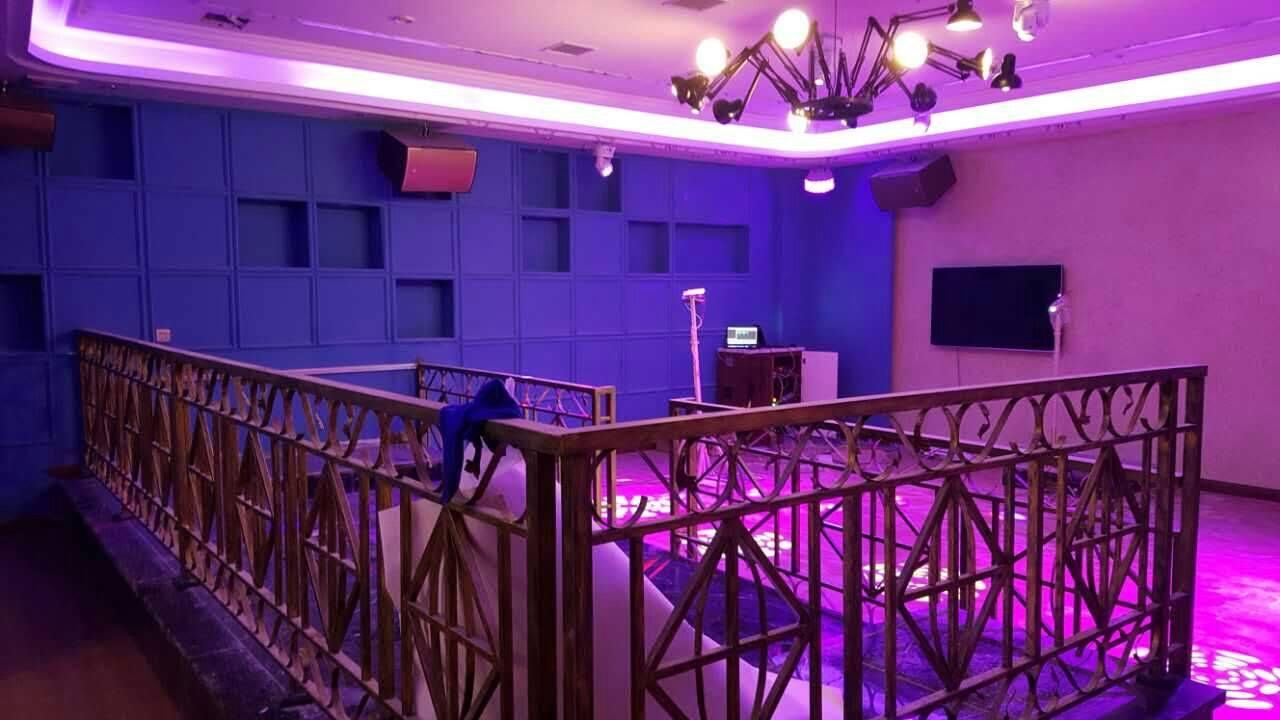 Không gian hát dành cho tiệc tùng