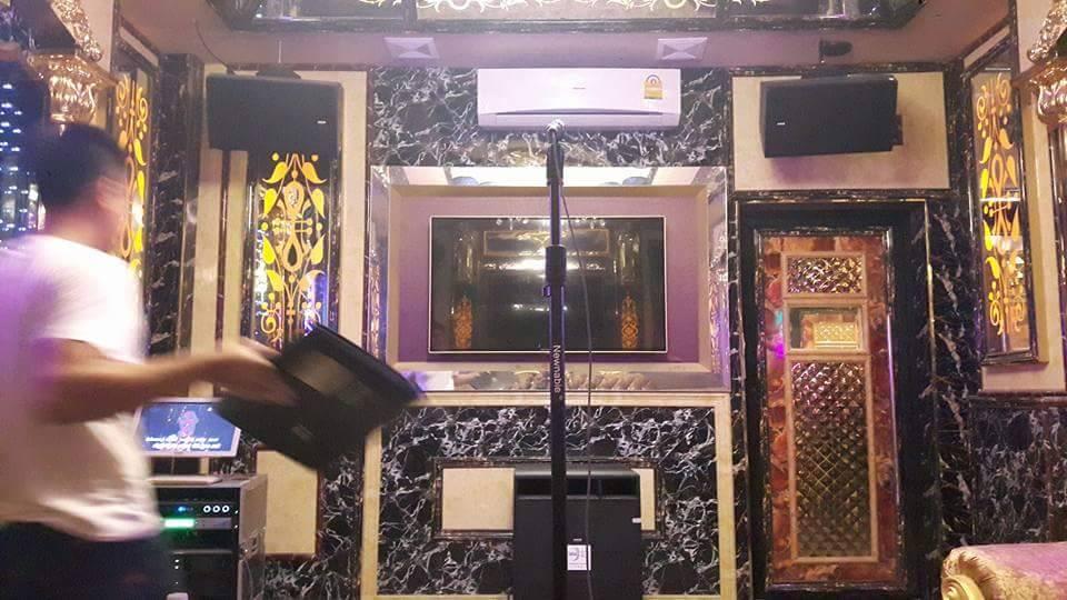 lắp đặt phòng hát karaoke