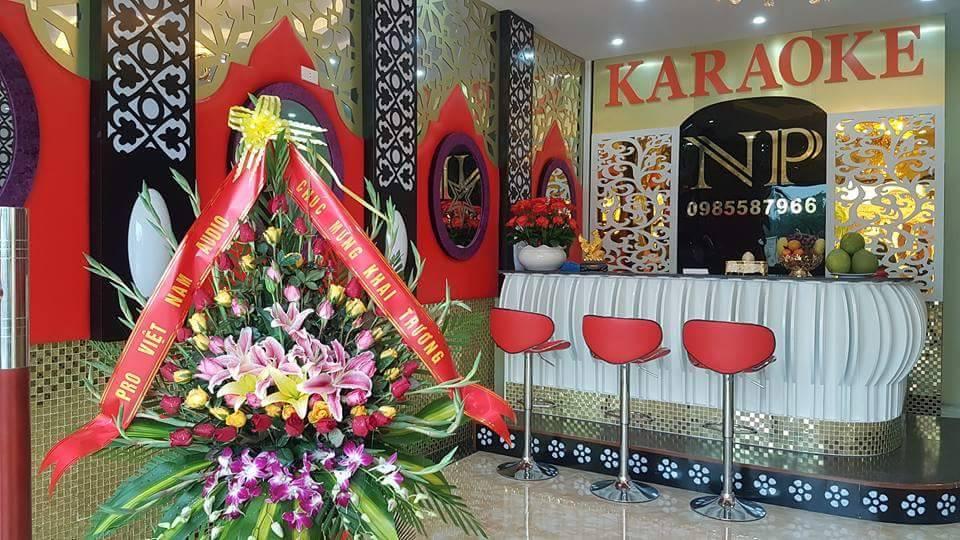 Setup phòng karaoke Nam Phương tỉnh Nghệ An