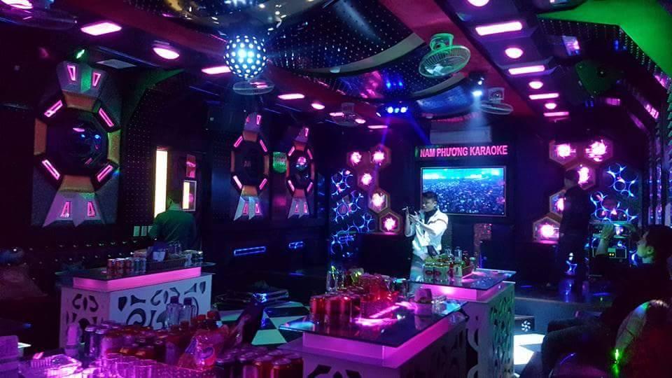 lắp đặt phòng karaoke