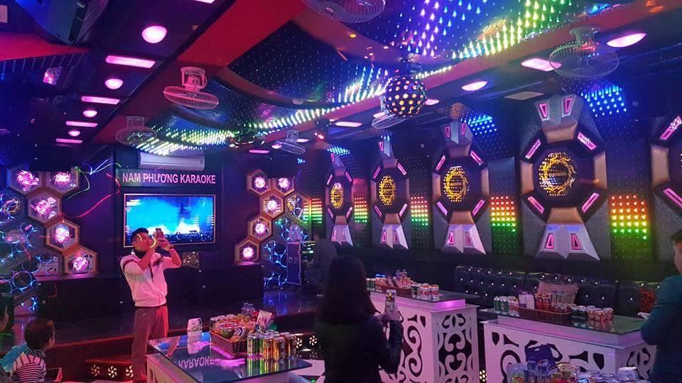 chuyên lắp đặt phòng karaoke