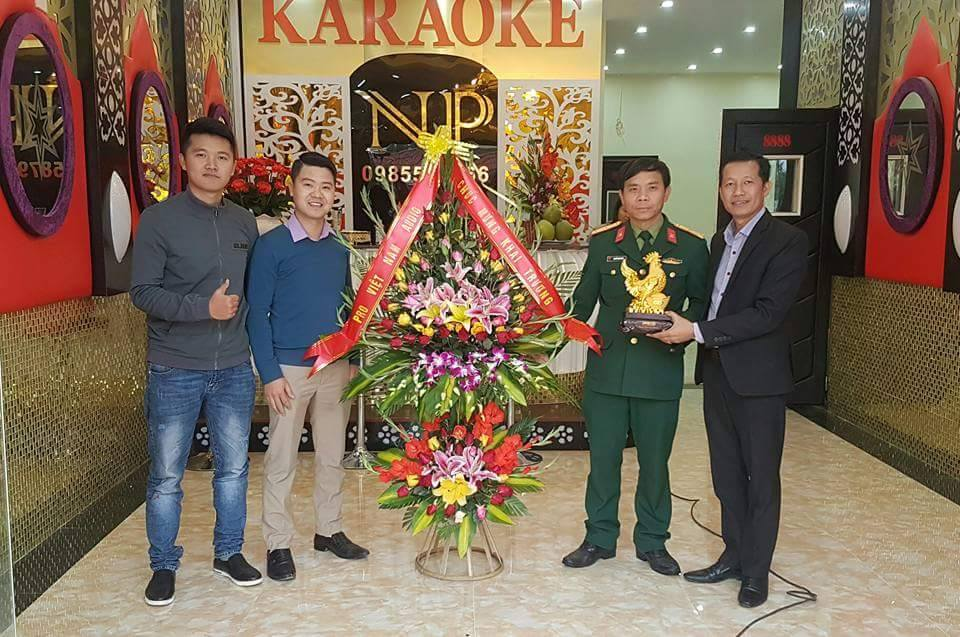 lap dat phong karaoke