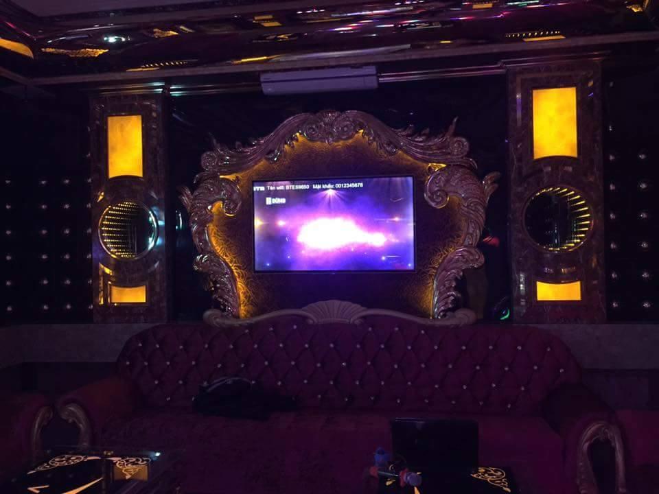 lắp đặt âm thanh cho quán hát karaoke