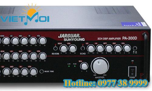 Amply Jarguar PA 300D