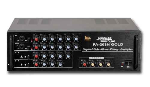 Amply Jarguar PA 203N Gold thế hệ mới