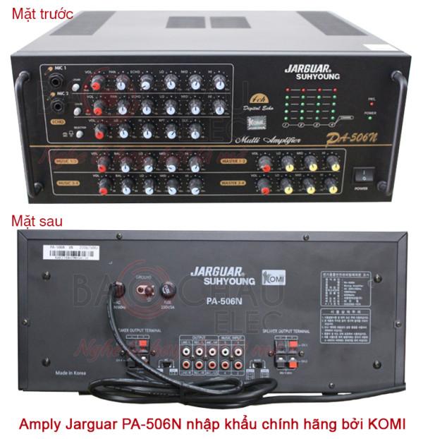 Amply-Jarguar-PA-506N-nhap-khau-Komi-chinh-hang