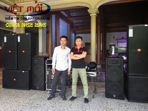 Loa sub jbl srx 728 cho khách hàng tại Hà Tĩnh