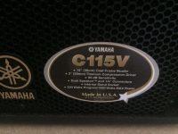 Loa Yamaha C115V