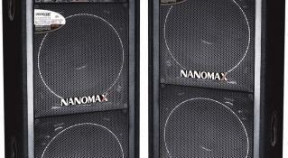 Loa hội trường Nanomax SK 406
