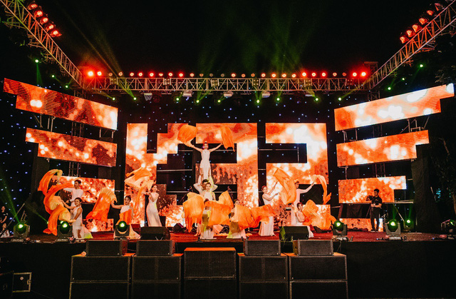 Dự án âm thanh ngoài trời cho khách hàng  tại Vũng Tàu
