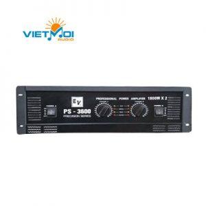 Cục đẩy EV PS3600 chính hãng duy và nhất tại Việt Mới Audio