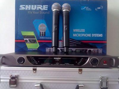 micro shure u 930 chính hãng