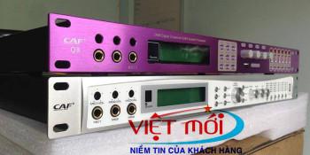 bàn mixer tạo vang CAF Q10, Q8
