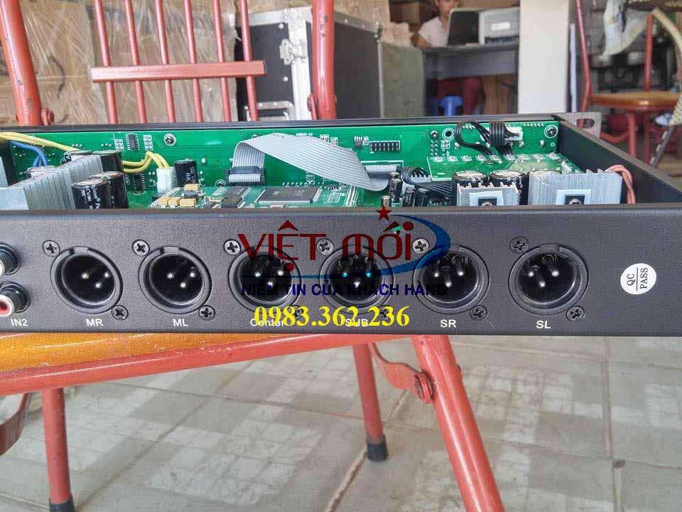 bàn mixer chính hãng PDCJ X5 nhập khẩu