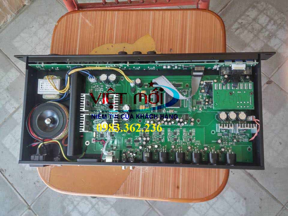 bàn mixer chính hãng PDCJ X5