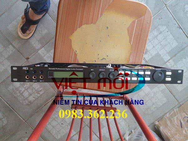 bàn mixer karaoke pdcj x5 -2