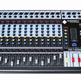Cách chỉnh mixer karaoke nanomax MX1202S đơn giản cho giọng hát hayy