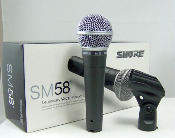 Micro karaoke không dây