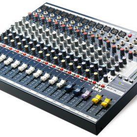 Bàn mixer soundcraf EFX12 chính hãng giá tốt nhất HN
