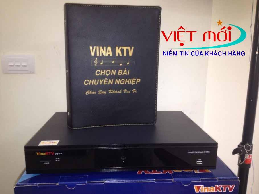chất lượng KTV V6 luôn được đảm bảo