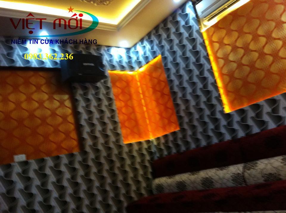 Dự án âm thanh tại 581 Kim Mã