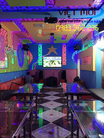 Lắp đặt phòng karaoke MY LY tại sơn la