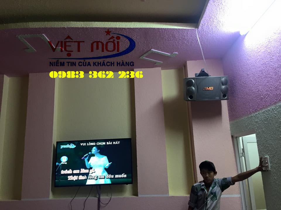 Loa BMB được cung cấp cho anh Văn