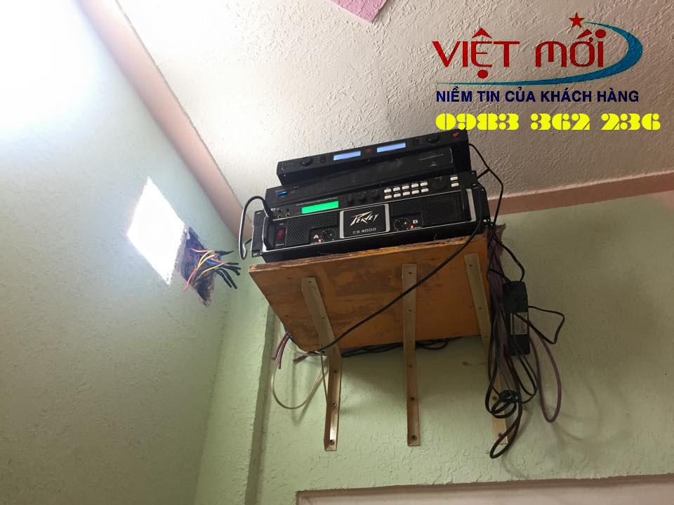 hệ thống thiết bị âm thanh dàn karaoke tại bình dương