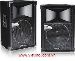 Loa nanomax 402