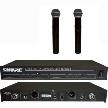 Micro Karaoke Shure LX88III thiết kế độc đáo