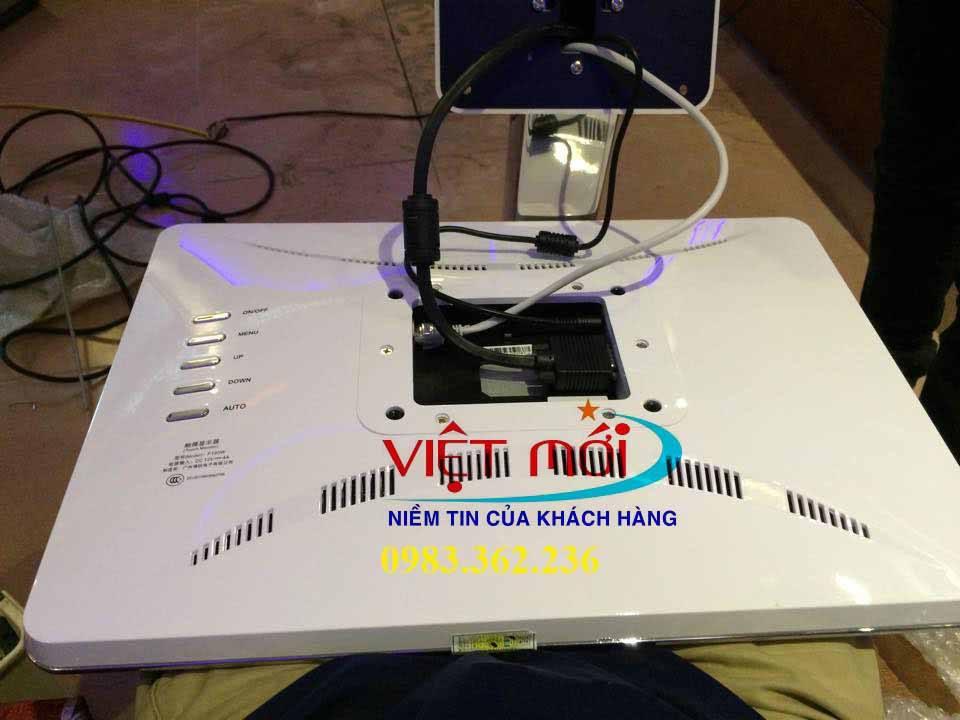 Lắp đặt đầu karaoke VietKTV 2T-5