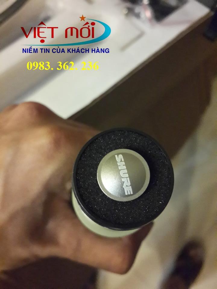 micro shure UR12D chính hãng -13