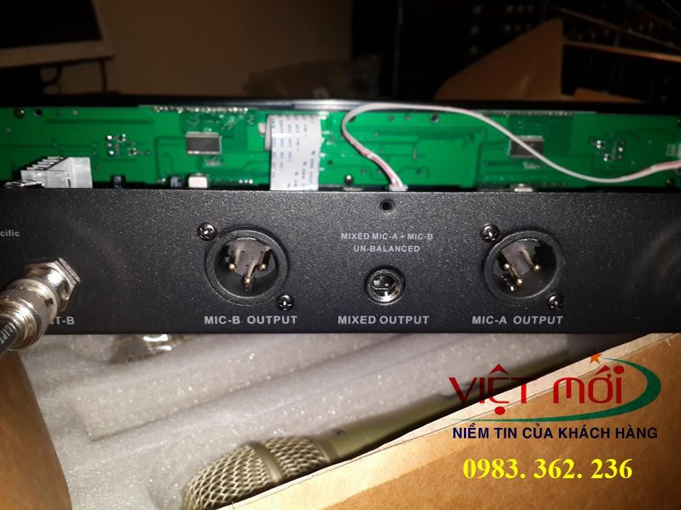 micro shure UR12D chính hãng -4