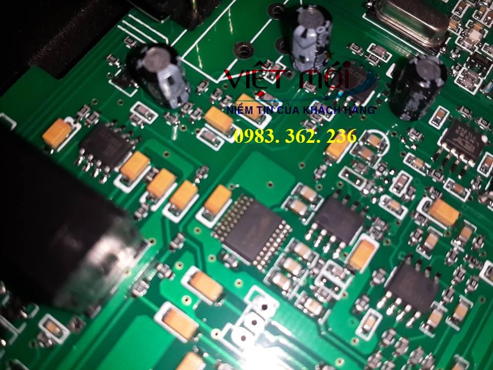 micro shure UR12D chính hãng -9