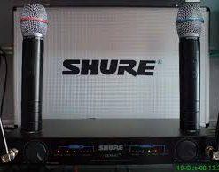 micro shure 87C