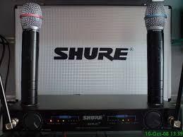 Micro Shure Beta 87C