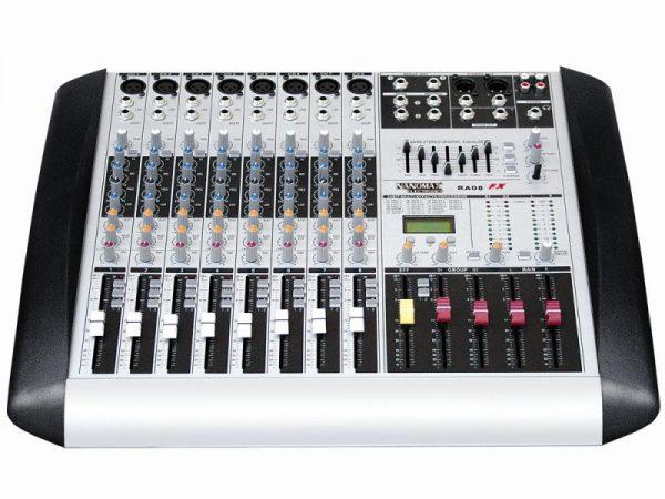 bàn mixer nanomax RA 08 chính hãng