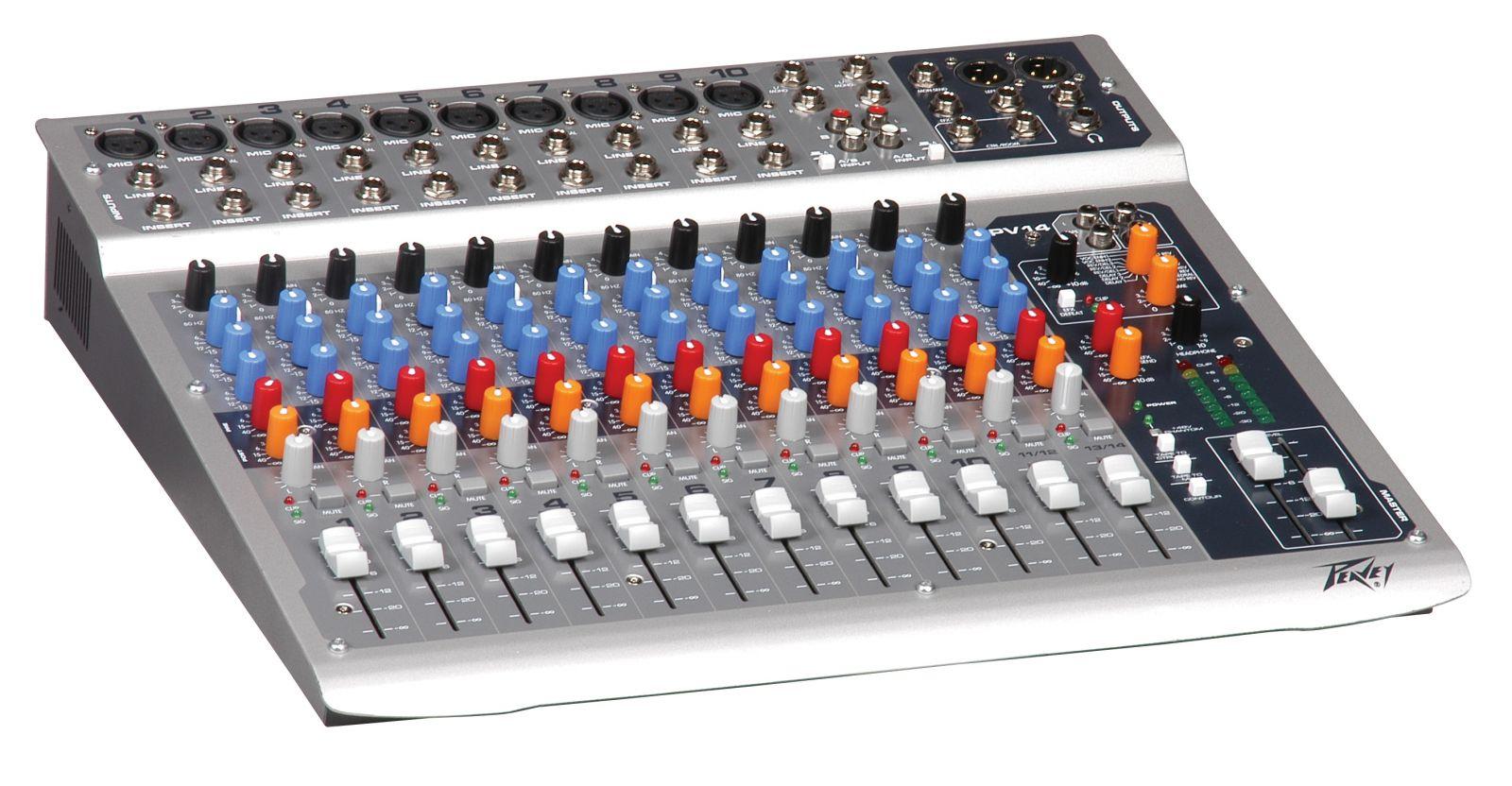 Bàn mixer pv 14 hàng chính hãng