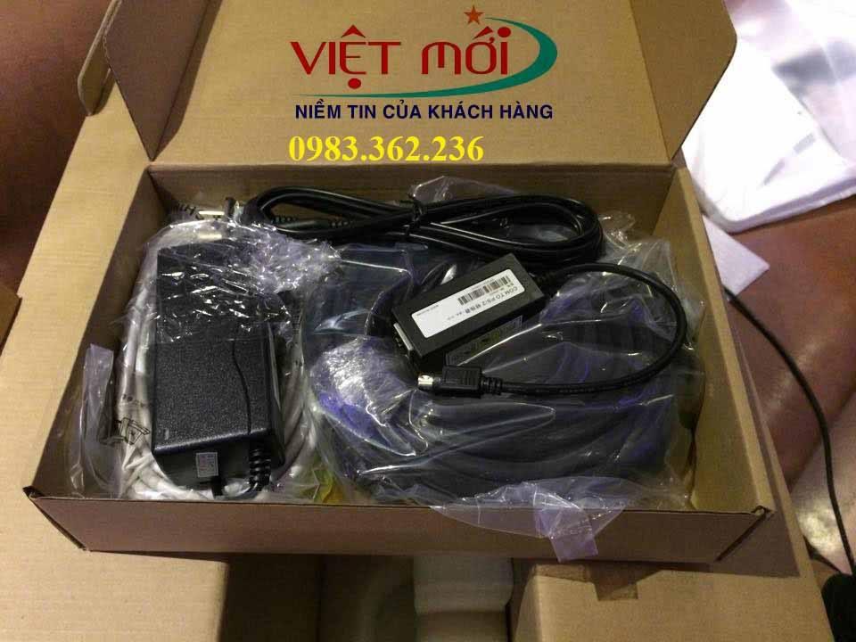 Lắp đặt đầu karaoke VietKTV 2T-3