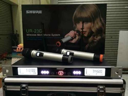 micro shure ur23d giá tốt nhất thị trường