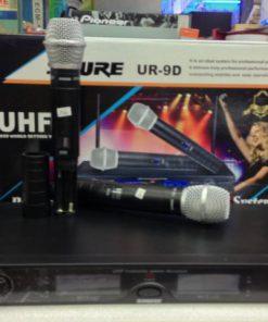 micro shure ur9d chính hãng