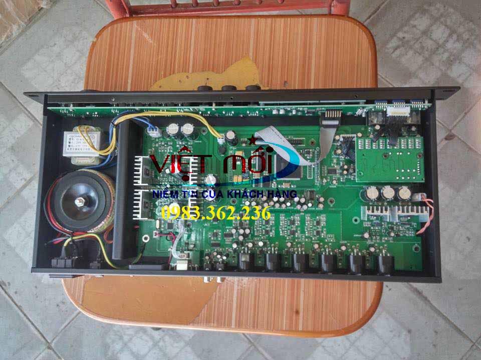 Bàn mixer PDCJ X3
