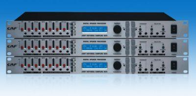 Equalizer DBX DP260