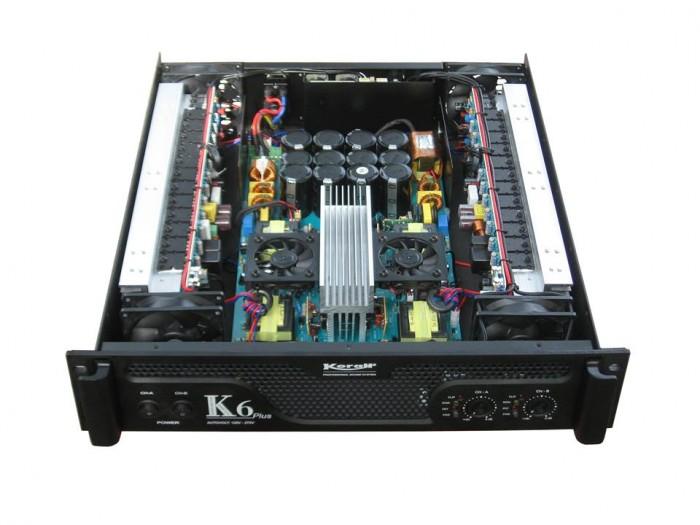 Linh kiện tổng quan của k6 plus