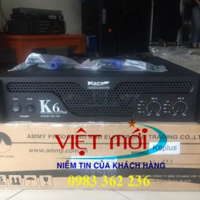 Cục đẩy công suất K6 plus chính hãng –   Vietmoiaudio.com