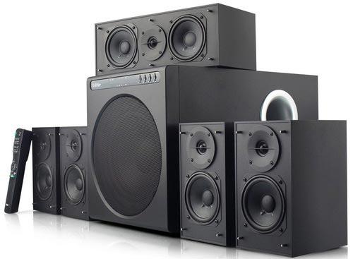 thiết bị âm thanh tốt cho dàn âm thanh của bạn