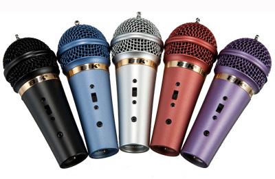 Cách lựa chọn micro karaoke chất lượng của Việt Mới Audio