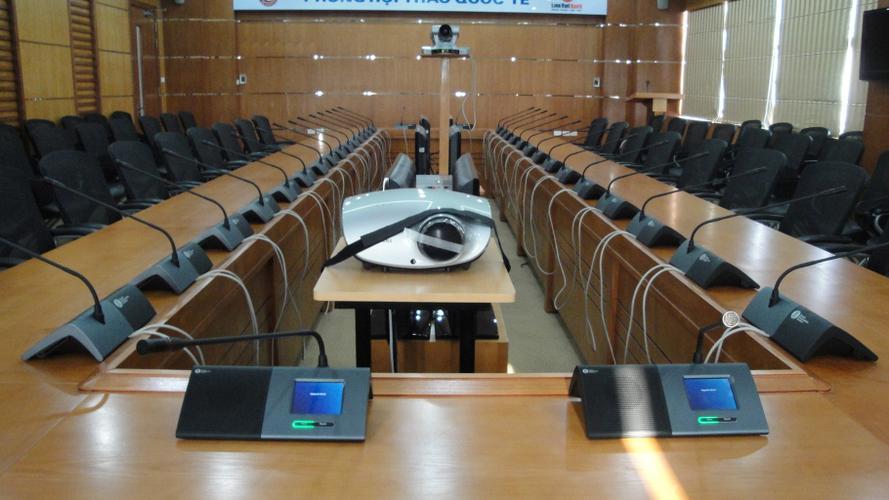 Chuyên cung cấp lắp đặt âm thanh hội thảo, hội nghị