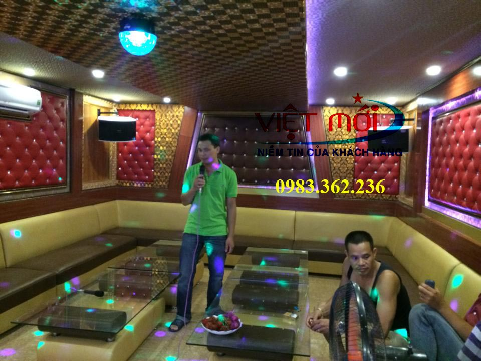 Chọn dàn karaoke cho phòng hát kinh doanh   Việt Mới Audio
